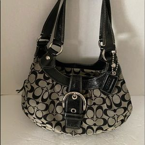 COACH signature bag F15514